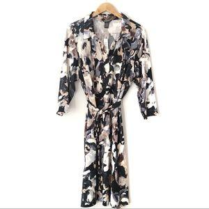 NWT Glamour Collared Shirt Dress - 20W